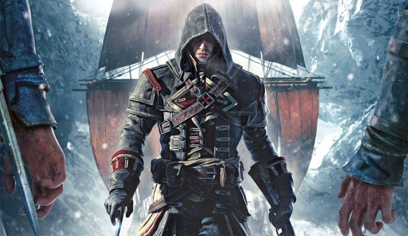 Assassin's Creed׃ Rogue Unreleased Soundtrack - New Location 4