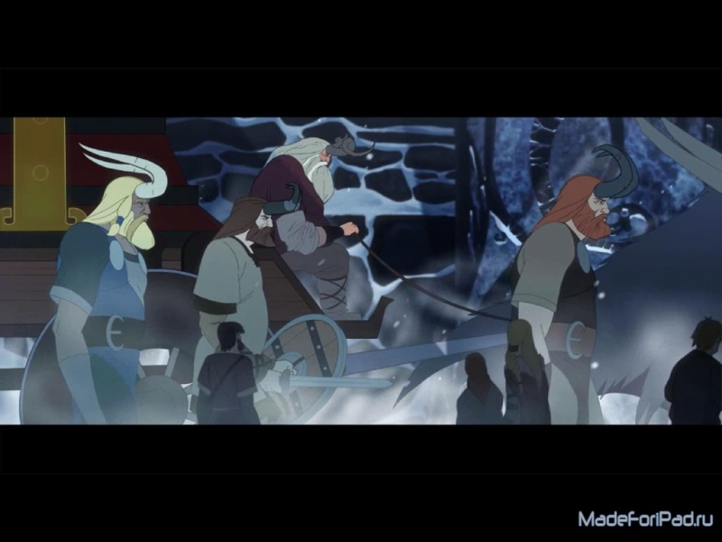 Austin Wintory - 28 We are all Guests upon the Land The Banner Saga OST