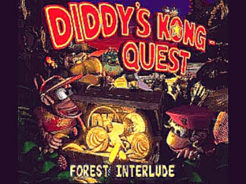 Donkey Kong Country 2   Soundtrack (SPC)