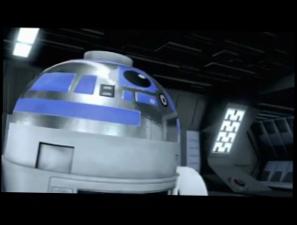 LEGO Star Wars - The Quest for R2-D2 - Animated Film