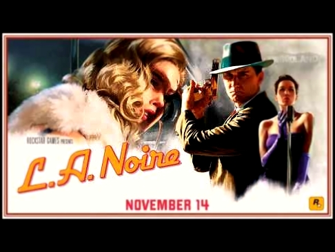 L.A. Noire Remastered Soundtrack - New Beginning [Part 3] (Track 4) - L.A. Noire Remastered OST