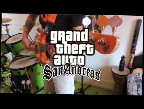 GTA San Andreas Theme Song Cover
