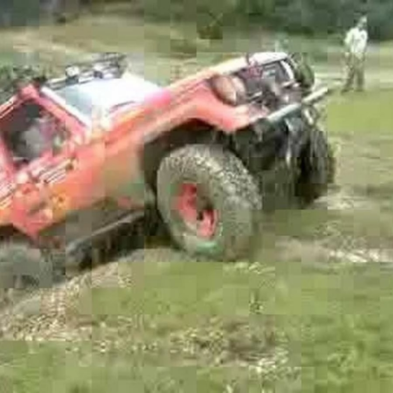 Badger - 4x4 Off Road Garage Mix
