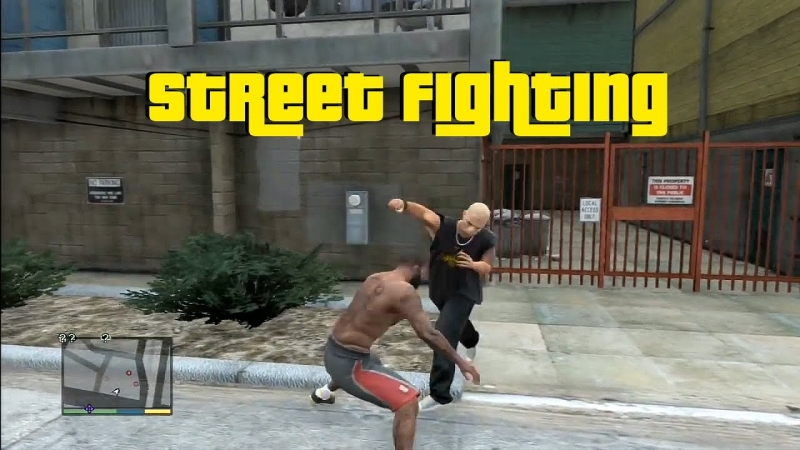 Bare Knuckle IV - Fighting in the Street