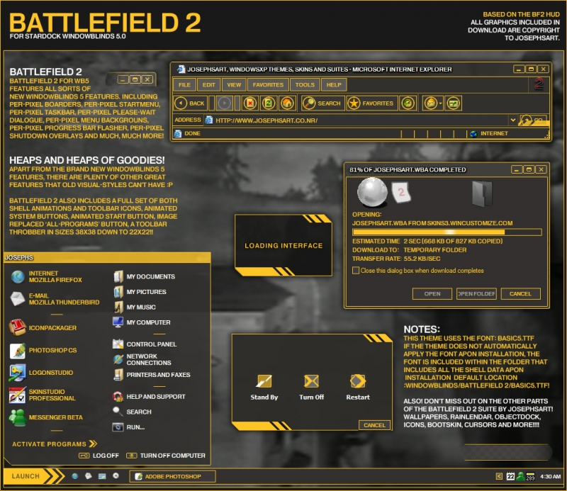 Battlefield 2 - Menu Theme
