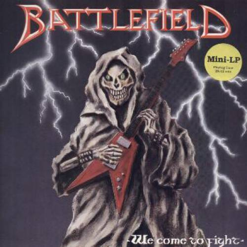 Battlefield - We Come To Fight