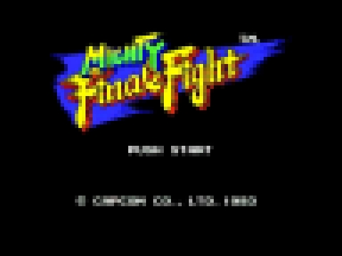 Mighty Final Fight Music (NES)