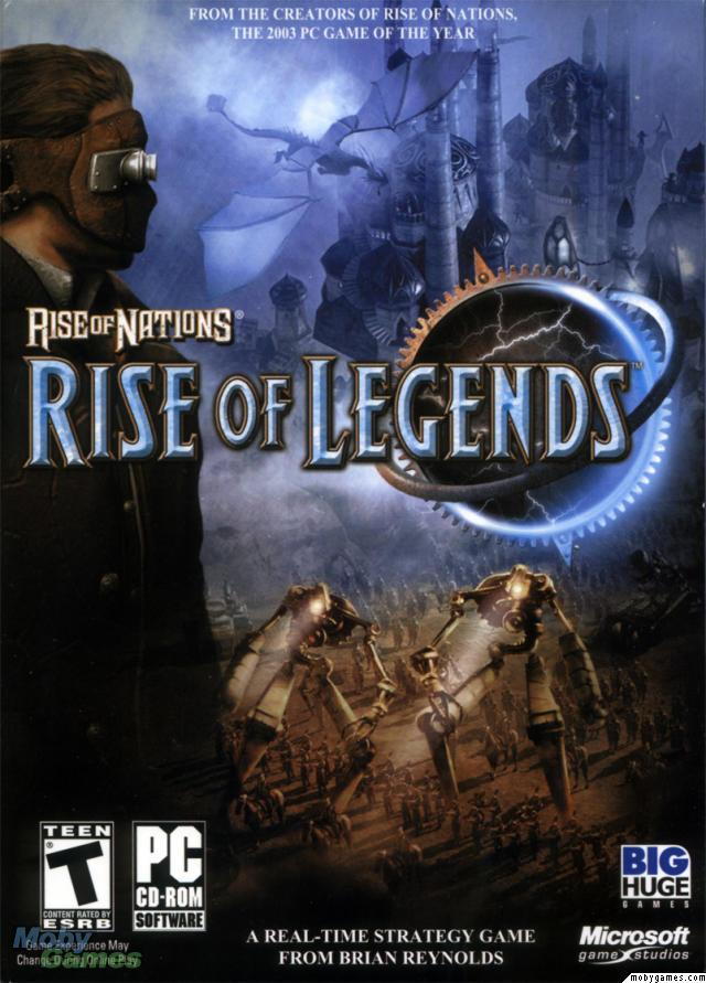 Big - Rise of Nations Rise of Legends