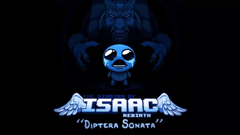 Binding of Isaac Rebirth - Diptera Sonata