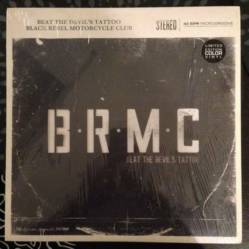 Black Rebel Motorcycle Club - Beat the Devil's Tattoo OST Мертвец в Тумбстоуне
