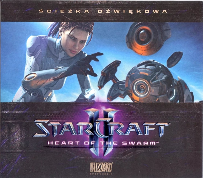 Blizzard Entertainment - Phantoms of The Void StarCraft 2 Heart of the Swarm OST