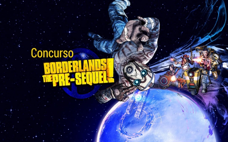 Borderlands The Pre-Sequel - Задний фон