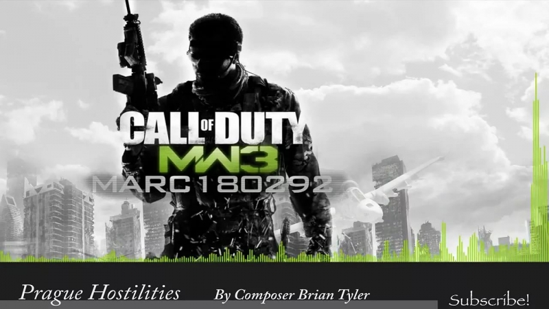 "Brian Tyler - Battle For New York OST ""Call Of Duty Modern Warfare 3"""
