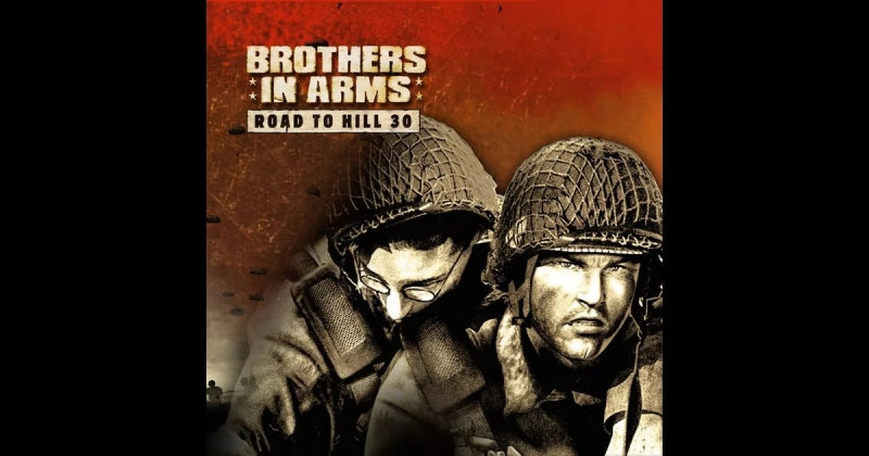 Brothers In Arms Road to Hill 30 - Brothers In Arms Theme