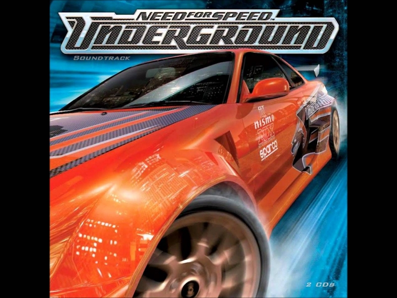 "BT - Kimosabe ""The Need For Speed - Underground"" OST"