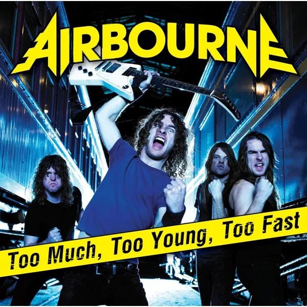 Burnout Paradise OST - Airbourne - Too Much, Too Young, Too Fast