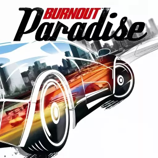 Burnout Paradise OST - Never Heard Of It - Finger On The Trigger