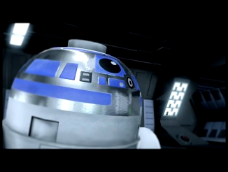 ЛЕГО Звездные войны: Поиск R2-D2 / LEGO Star Wars: The Quest for R2-D2 2009 BDRip 720p [vk.com/Feokino]