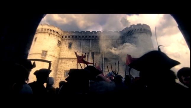 Assassin's Creed Unity | E3 2014 World Premiere Cinematic Trailer [SCAN]