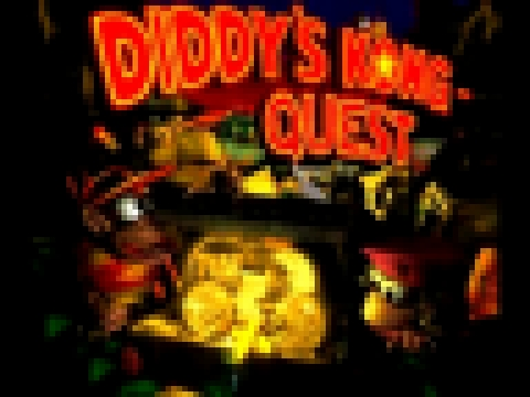 [HD][SNES] Donkey Kong Country 2 Diddy's Kong Quest - Introduction / Opening
