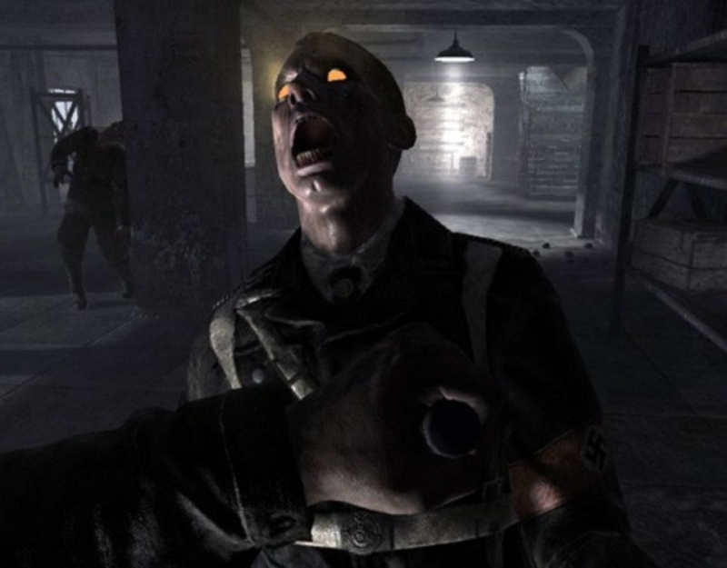 Call of Duty 7 Black Ops Nazi Zombie - Lullaby of a Deadman