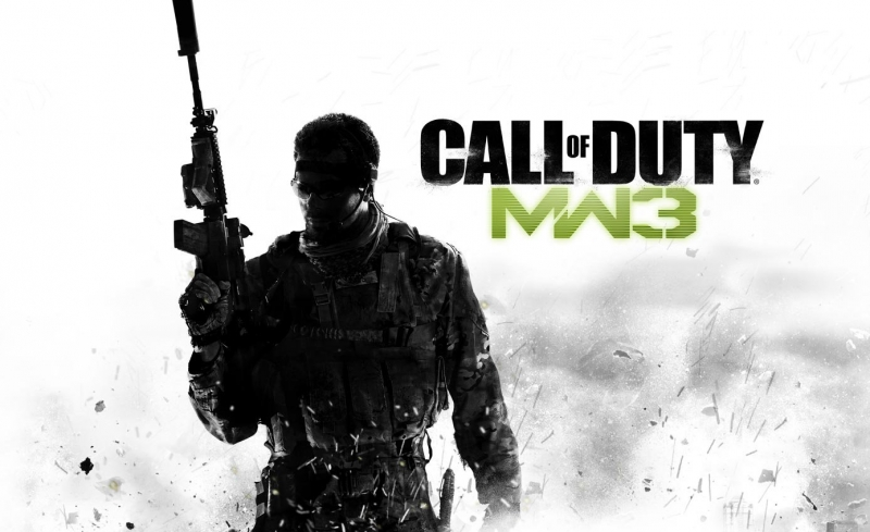 Call of Duty Modern Warfare 3 - Original Sound Track