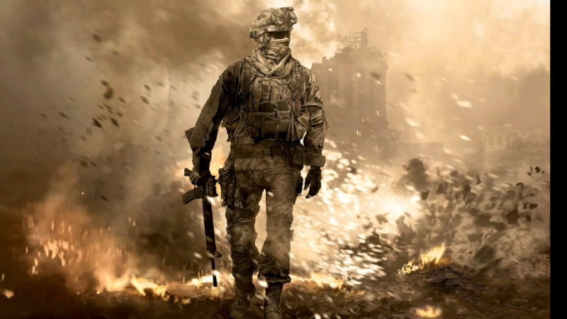 Call of Duty MW 2 - Main Theme
