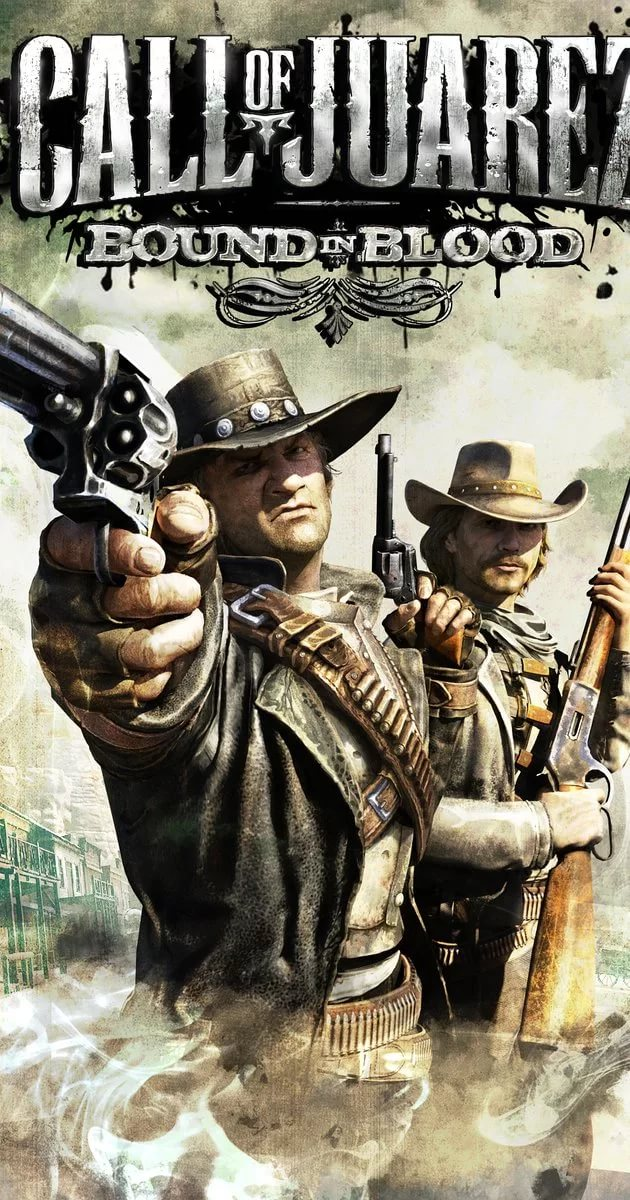 Call of Juarez Bound in Blood - 07