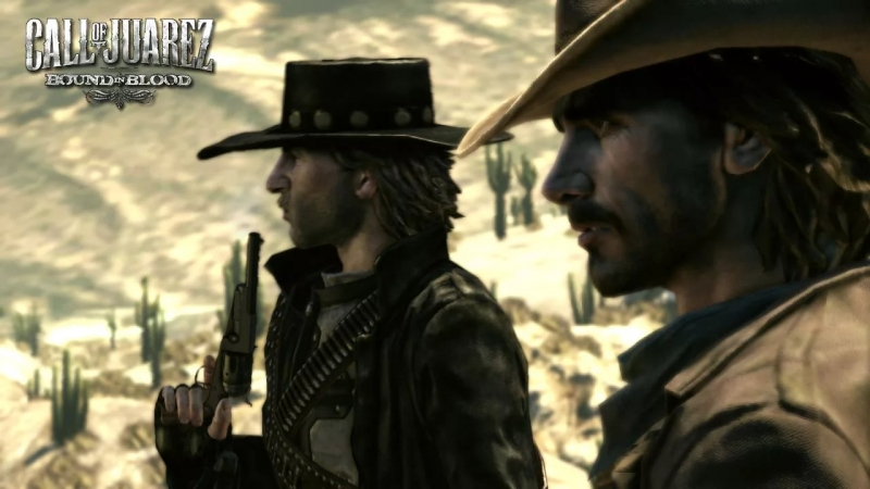 Call of Juarez Bound in Blood OST - The End of Confederacy