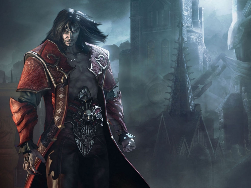 Castlevania Lords of Shadow 2 - Dracula's Theme