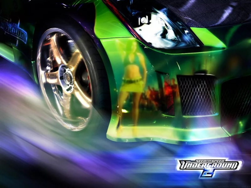 Chingy ( Nfs Need For Speed Underground 2 ) - I do