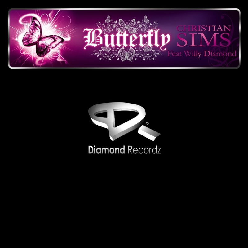 ✔ Christian Sims Ft Willy Diamond - Butterfly