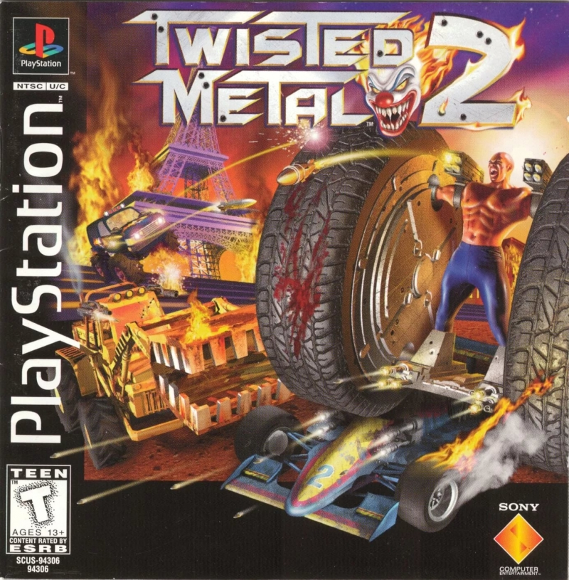 Chuck E. Meyers / Lance Lenhart / Tom Hopkins - Quake Zone Rumble [Twisted Metal 2]