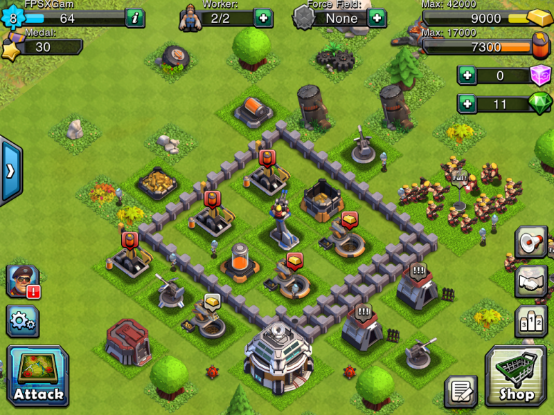 Clash of Clans - War