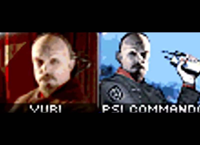 Command & Conquer- Red Alert 2 Yuri's Revenge - Soviet Infantry Quotes