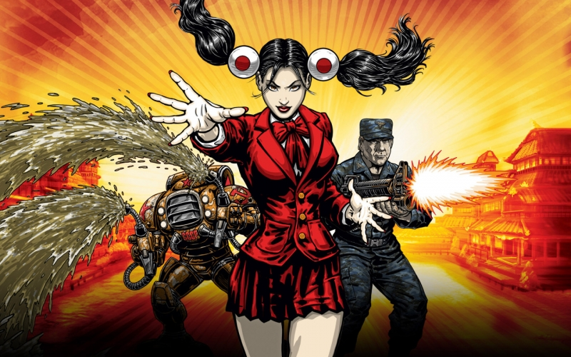 Command & Conquer Red Alert 3 Uprising - Red Rock