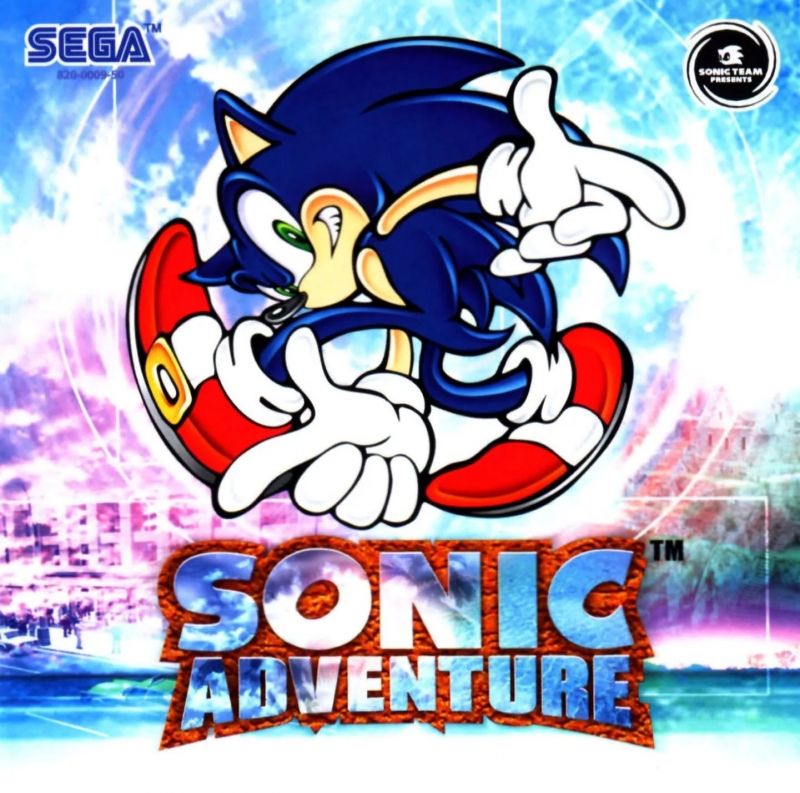 Crush 40 - Open Your Heart Sonic Adventure Main Theme
