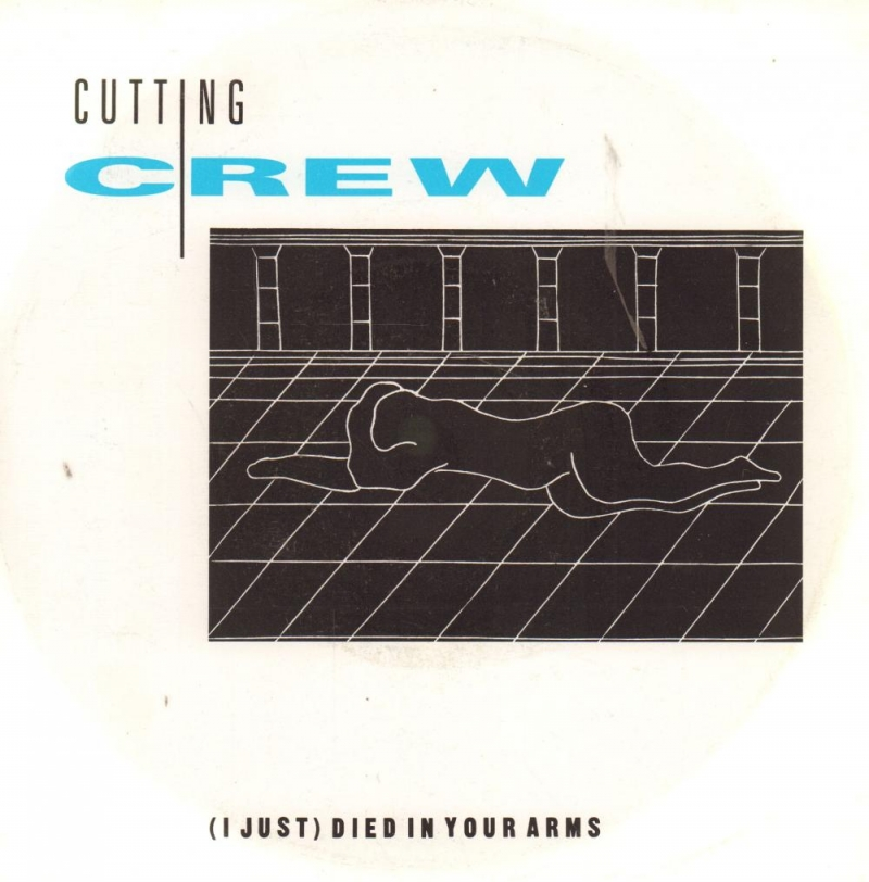 Cutting Crew - I Just Died In Your Arms Album Version