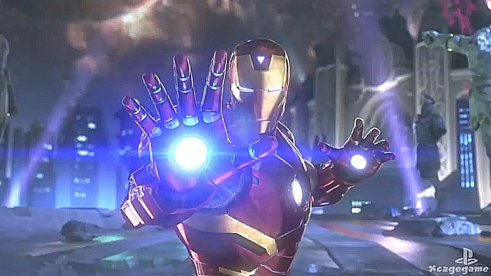Marvel vs Capcom Infinite - Playstation Experience 2016 Trailer