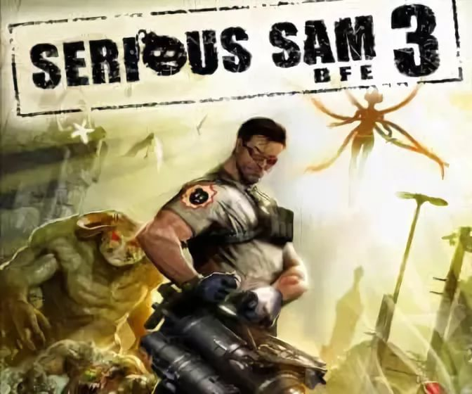 Damjan Mravunac - Medina Fight Serious Sam 3