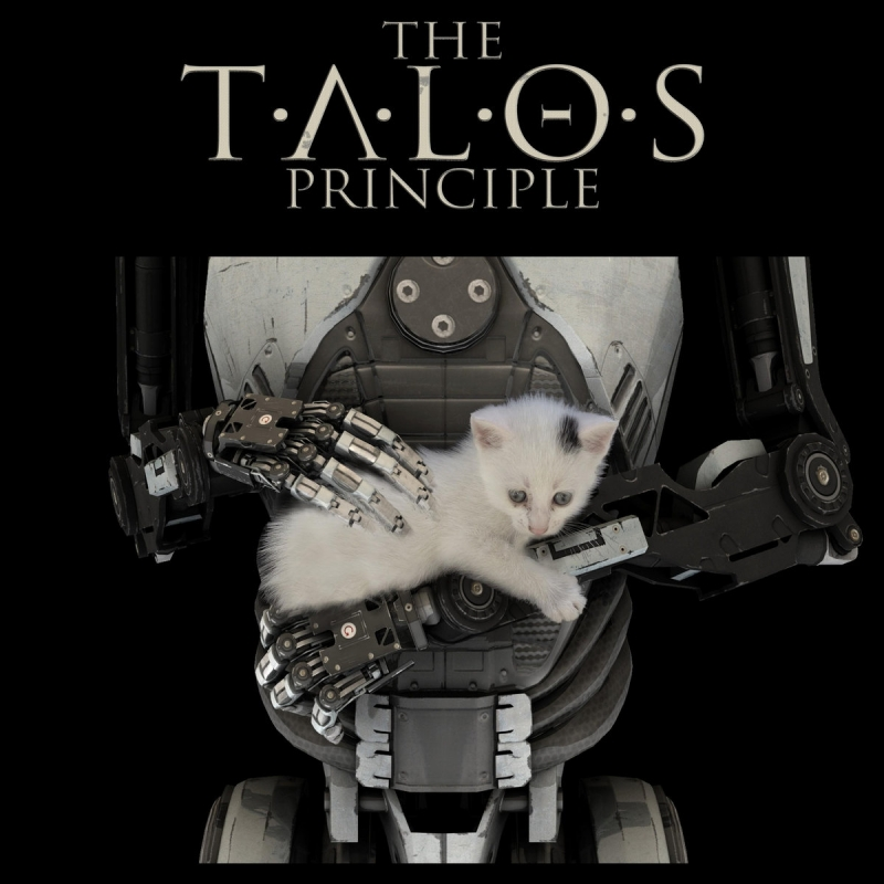 Damjan Mravunac - The Dance of Eternity The Talos Principle OST