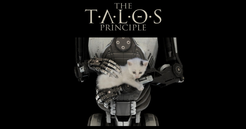 Damjan Mravunac - The Forbidden Tower The Talos Principle OST