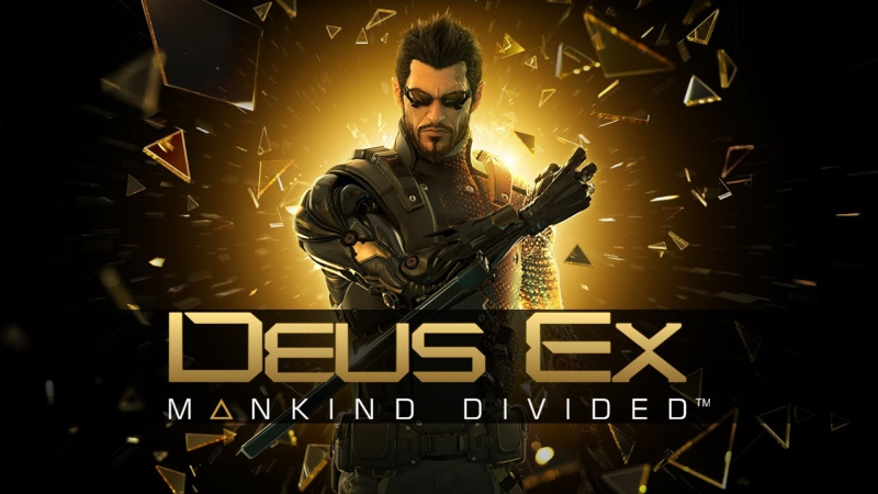 Deus Ex Mankind Divided - Main Theme