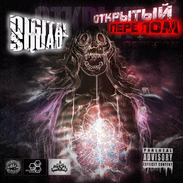 DIGITAL SQUAD - Бокс