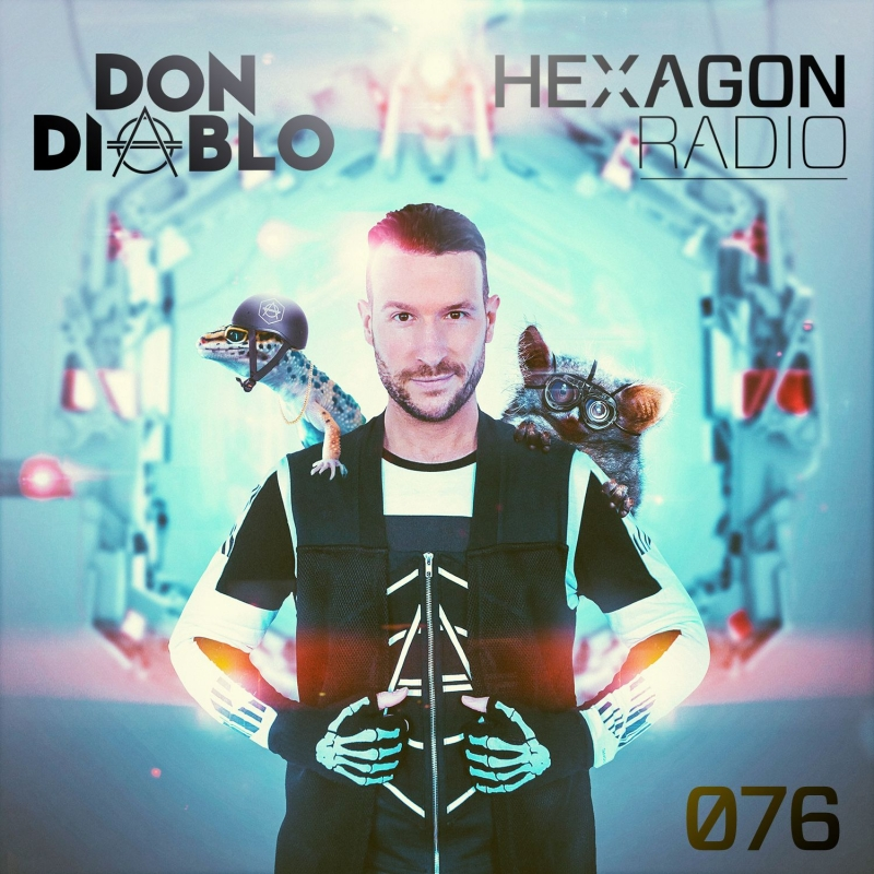 Don Diablo - Hexagon Radio 076