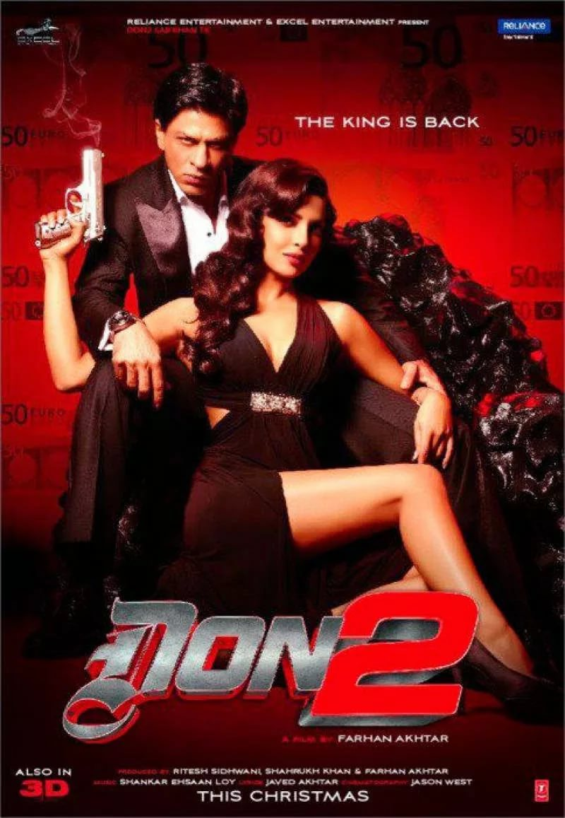 Дон. Главарь мафии 2 / Don 2 2011 - The 'Don' Waltz