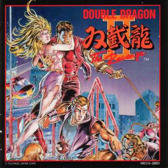 Double Dragon 2 Arranged - Track 13 Dead Or Alive