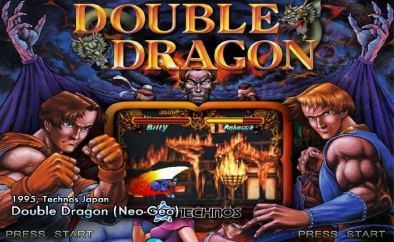 Double Dragon - Traversee