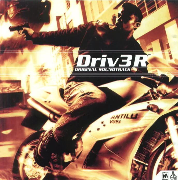 Driver Parallel Lines OST - Gang Bang