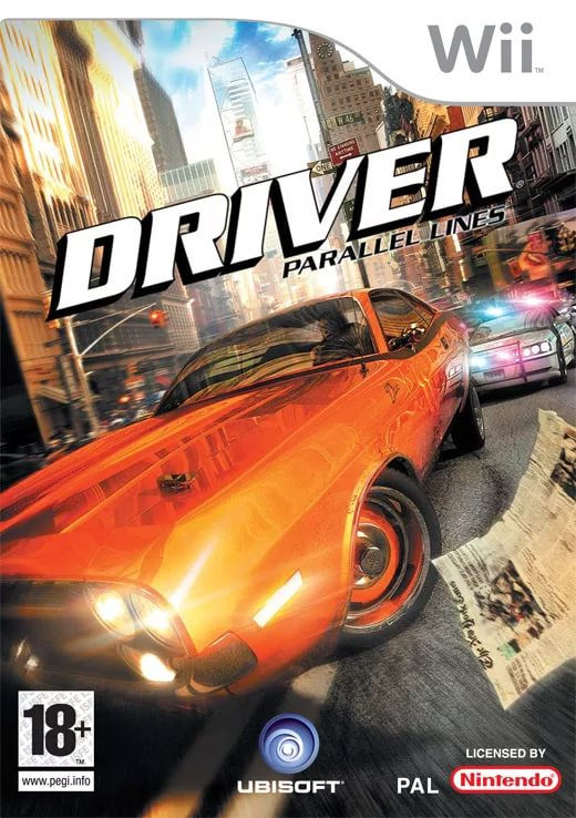Driver Parallel Lines OST - Love The Life You Live